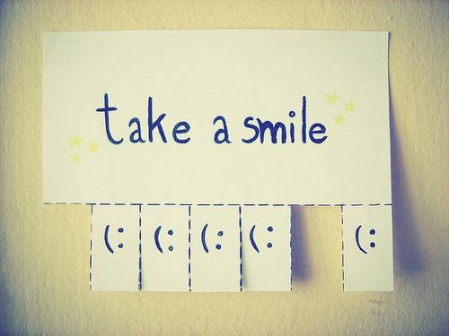 Take One, Please Do